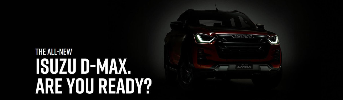 All-New Isuzu D-MAX is coming to Melbourne Large Image