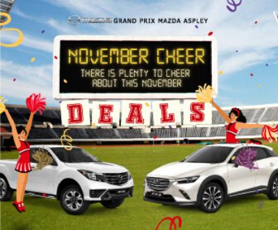 November Cheer image