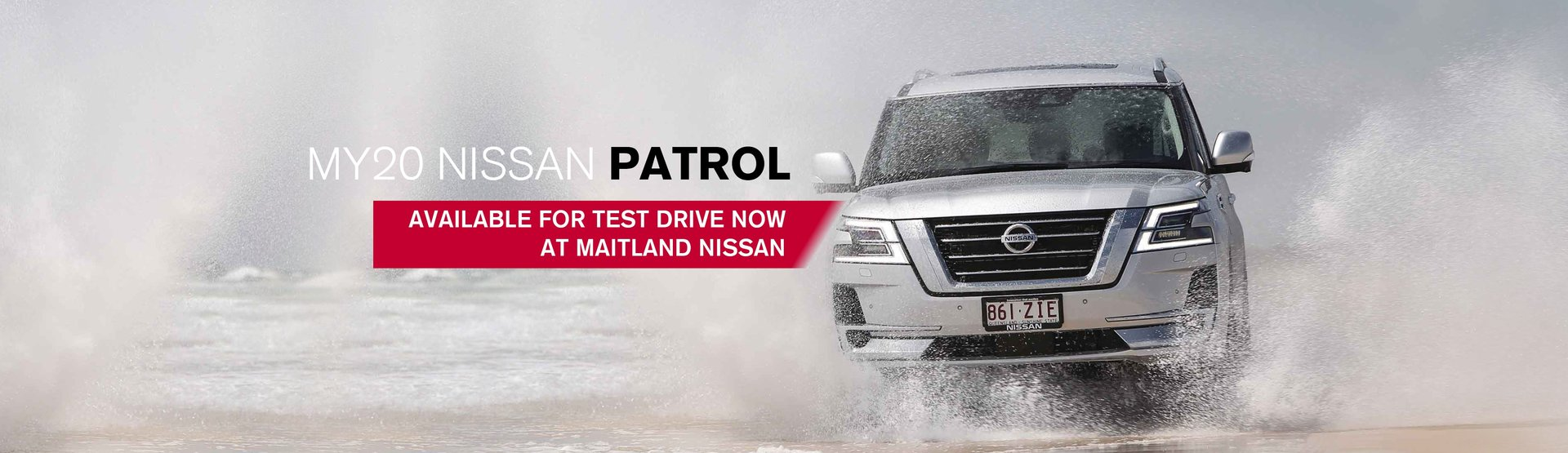 my20 Nissan Patrol