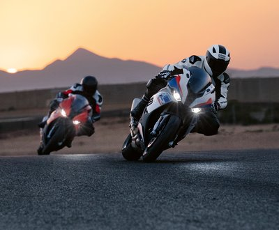 BMW's Superbike S1000RR image