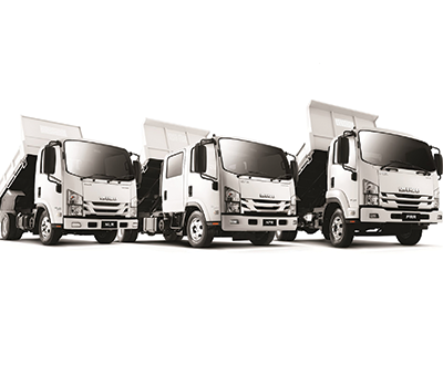 Check out the Tipper Range at Major Motors Isuzu image