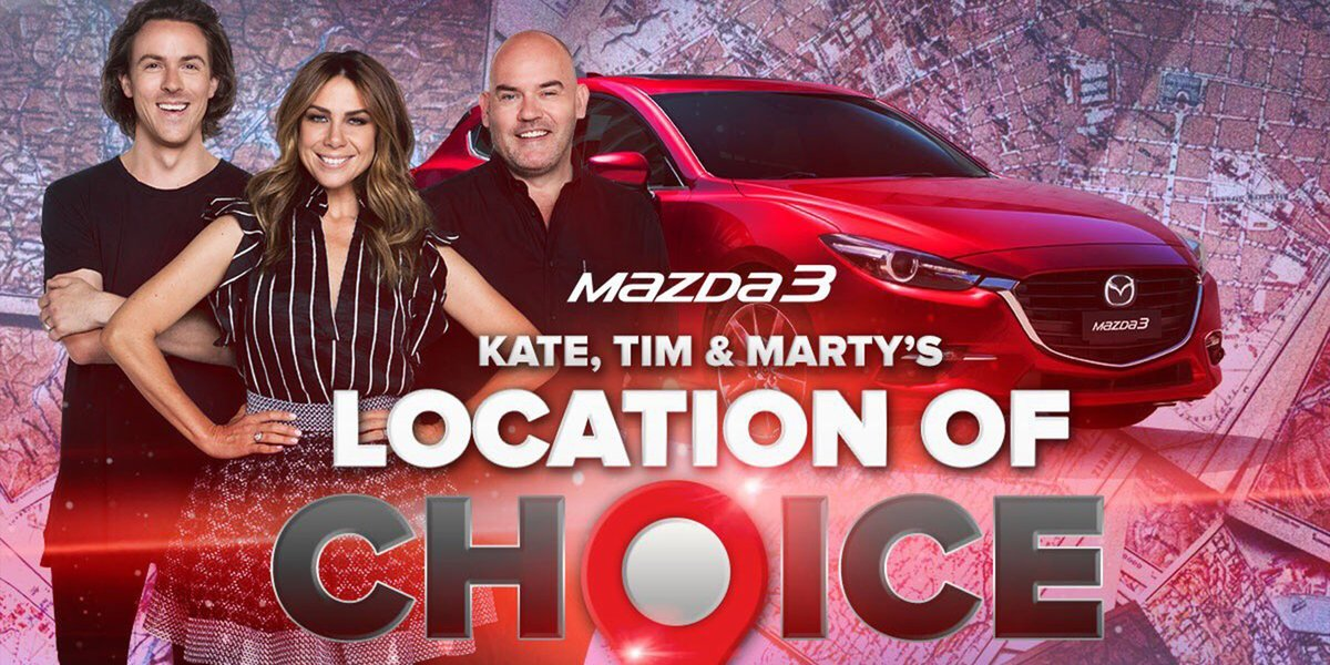 blog large image - WINNER WINNER – Local Mazda 3 Winner Michael Receives his BRAND NEW Mazda 3 from Berwick Mazda