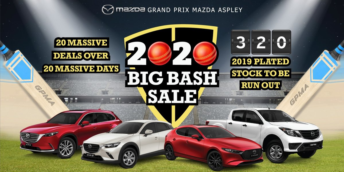 blog large image - Introducing GPMA 20 20 Big Bash Sale in Brisbane