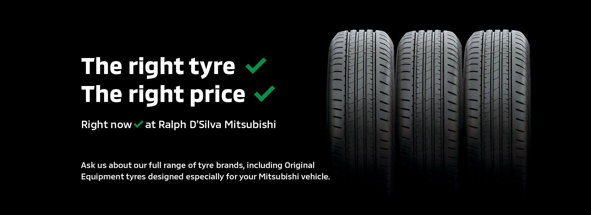 Right tyre right price