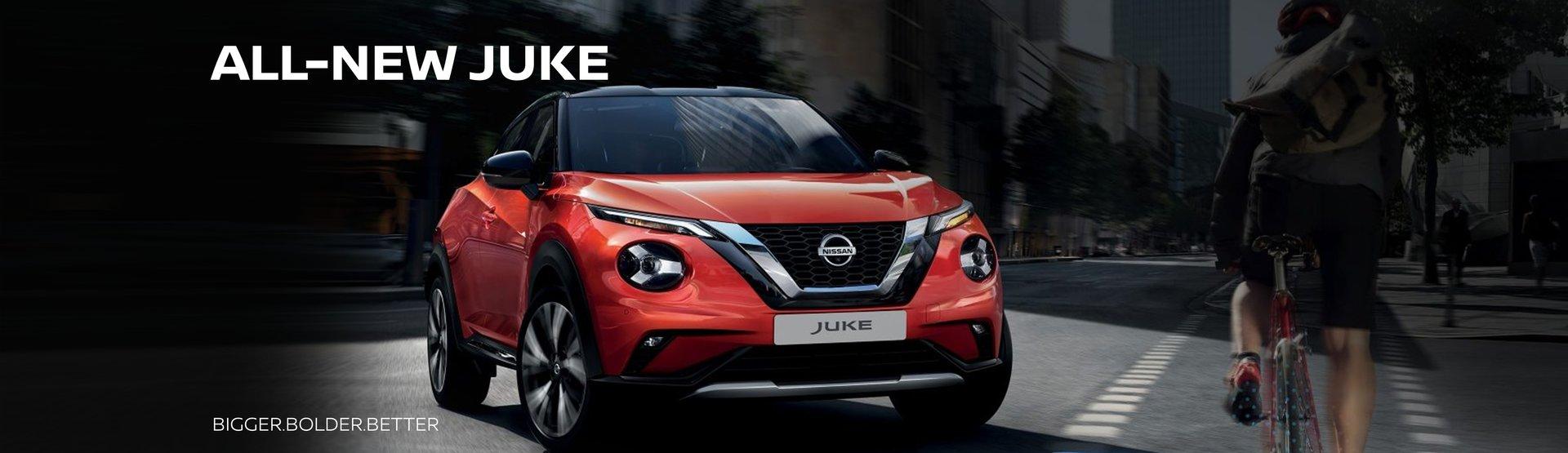 CKD Nissan Chatswood l New Juke