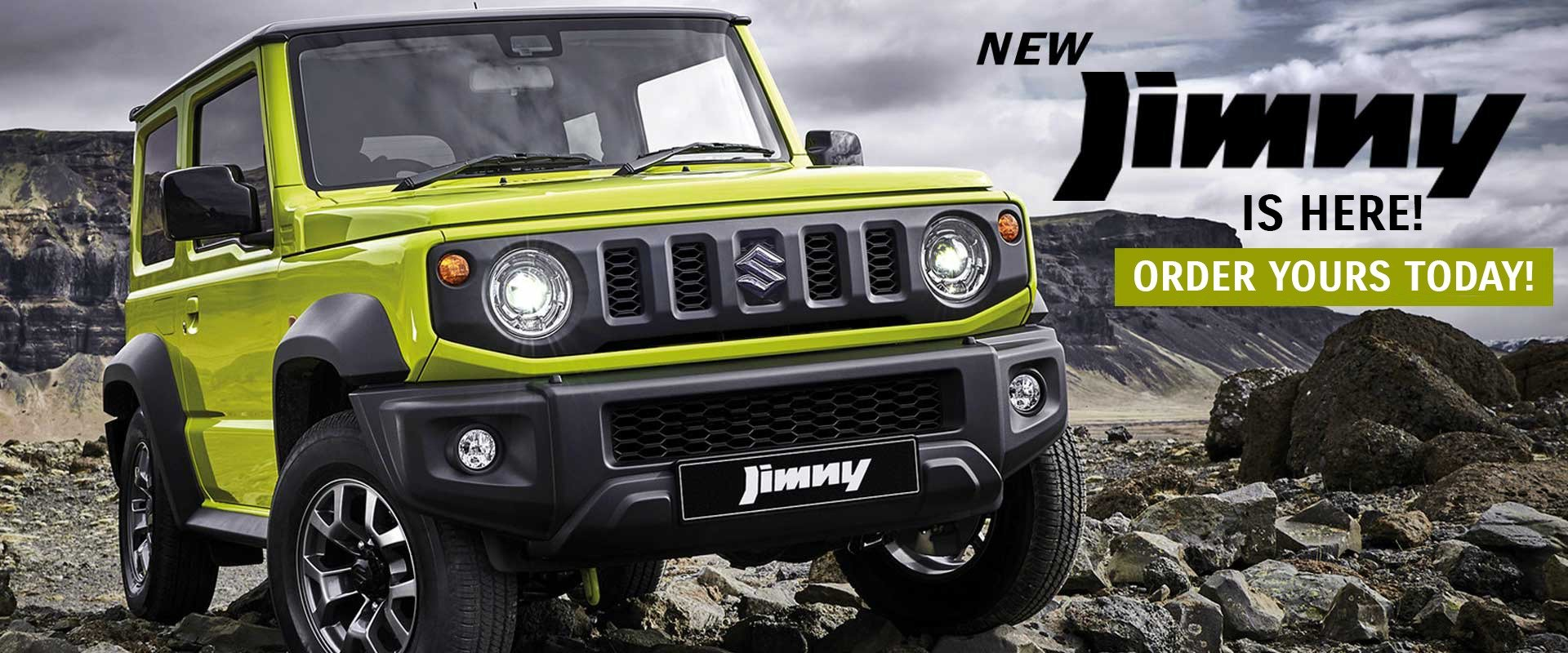 All New Jimny