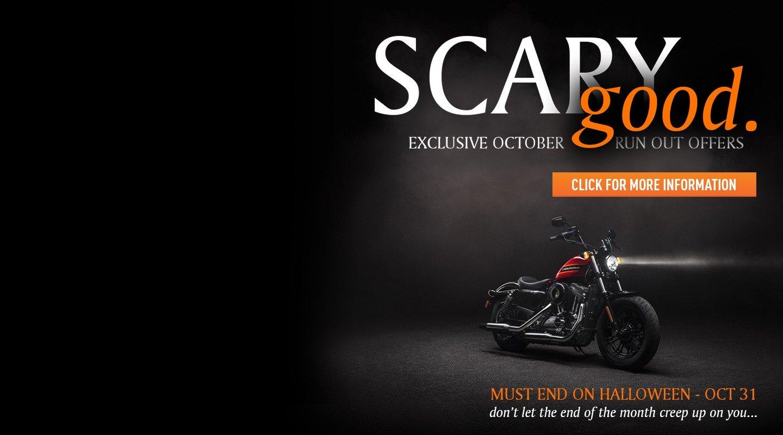 Harley-Davidson® October Specials