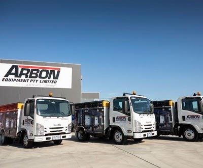 Isuzu Servicepacks the Rite-Fit for Arbon Equipment. image