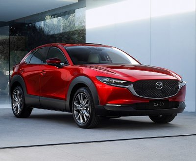 Next Generation Mazda CX-30 image