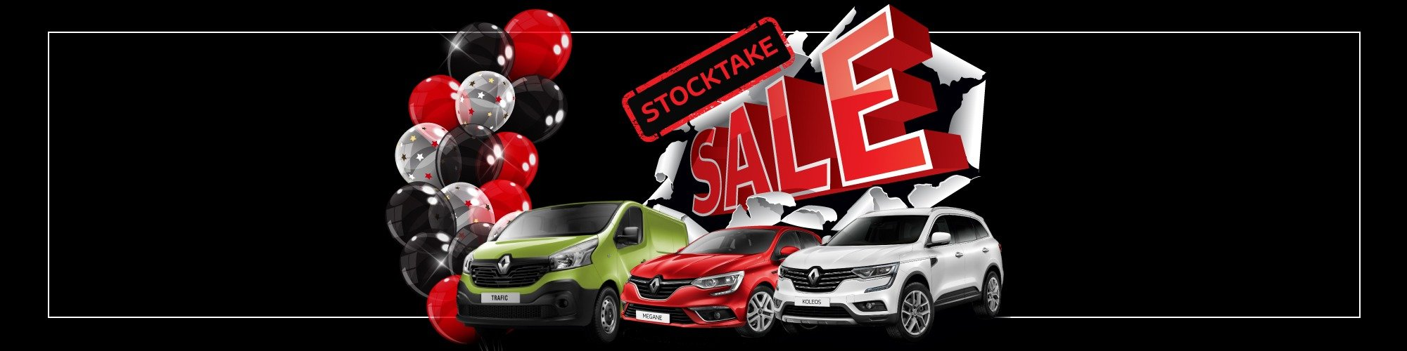 Penrith Renault   Super Stocktake Sale   Limited Time Only!