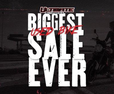 Ultimate Used Bike Sale image
