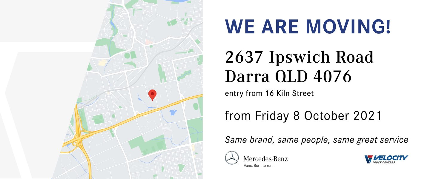 MBVC Rocklea We are Moving to Darra