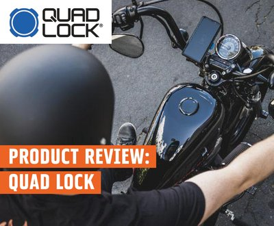 Product Review Quad Lock image