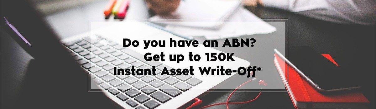 $150K Instant Asset Write-Off Large Image