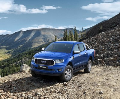 Ford Ranger Preview Image image