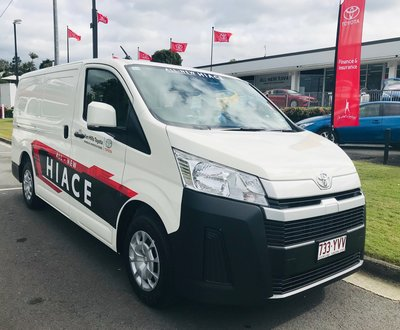 all-new hiace sunshine coast image