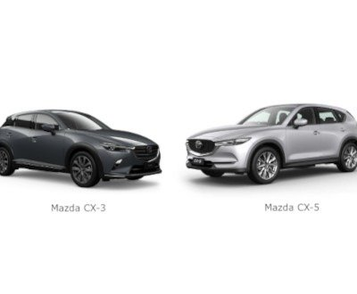 difference between mazda cx3 and cx5 preview  image