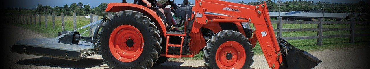 PFG Tractors and Equipment available in Northern QLD