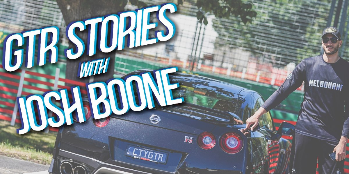 blog large image - GT-R Stories with Josh Boone Part 1