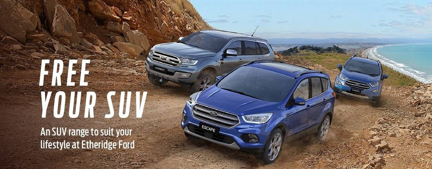 Etheridge Ford \ Explore Your SUV