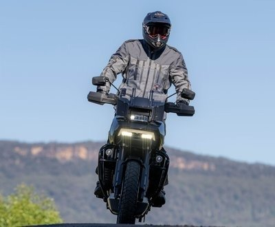 5 Impressive Features About The Pan America™ 1250 Special - Jeff Leisk image