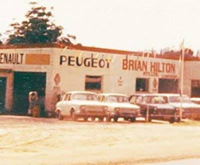 Brian Hilton - Newest Dealer on the Central Coast 1967 image