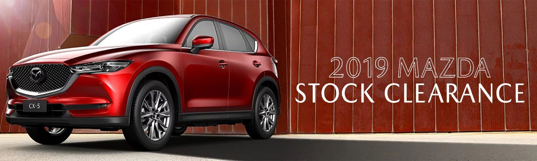 2019 Stock Clearance