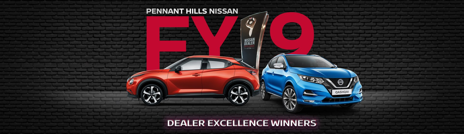Pennant Hills Nissan | Dealer Excellence Award
