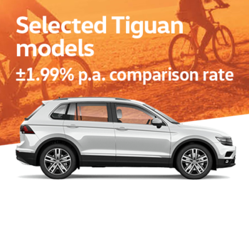 Selected Tiguan models Small Image