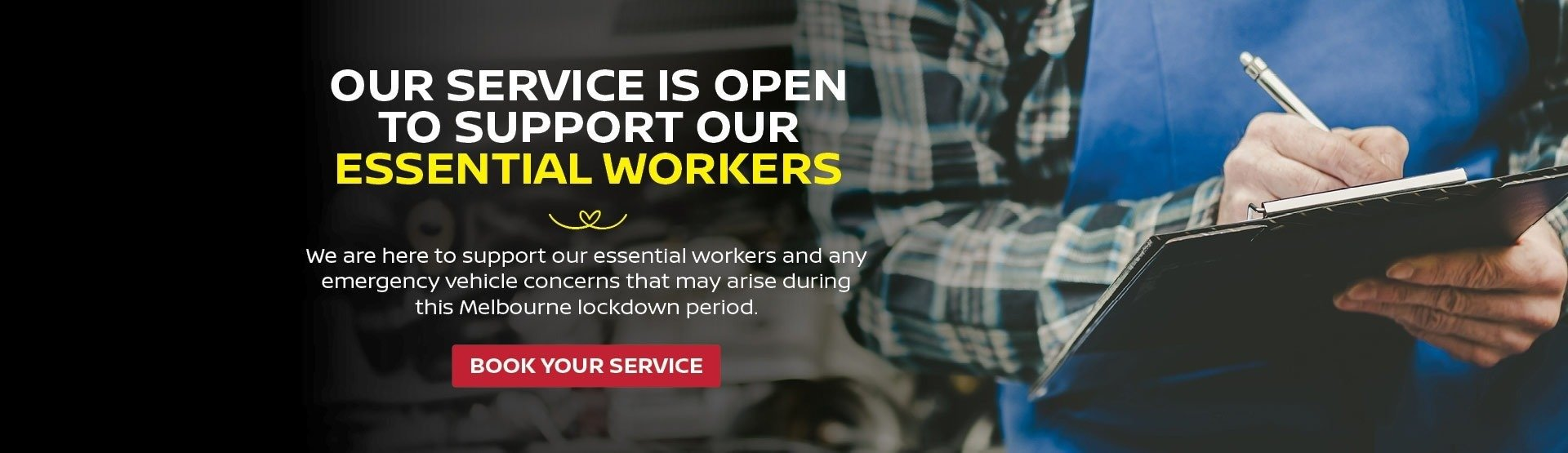 Yarra Valley Nissan - We Are Open For Service