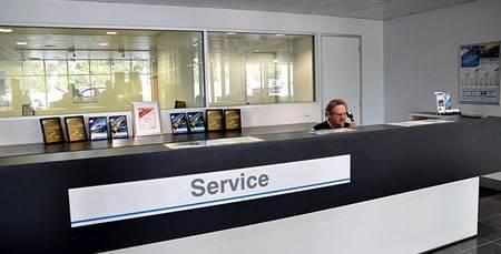 Reynella Mazda Service Department