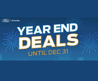 Year End Deals image