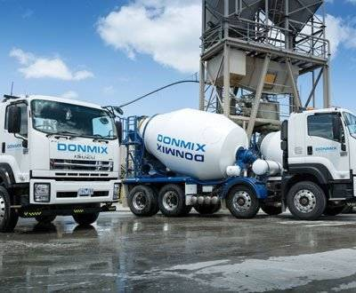 Donmix and Isuzu - a rock solid mix. image