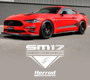 Ford Mustang SM17 Limited Edition