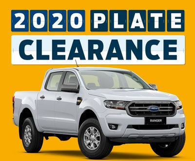 2020 plate clearance image