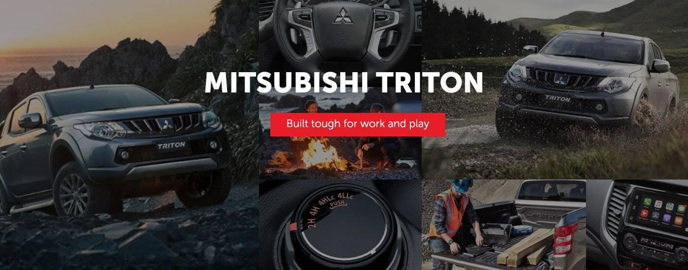 Murgon Mitsubishi Triton