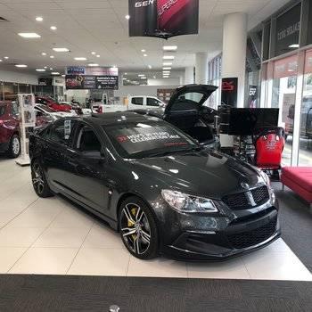 HSV dealer near MELBOURNE