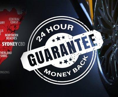 24Hr Money Back Guarantee image