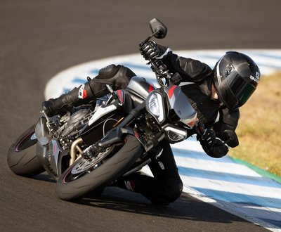 The all new Triumph Street Triple image