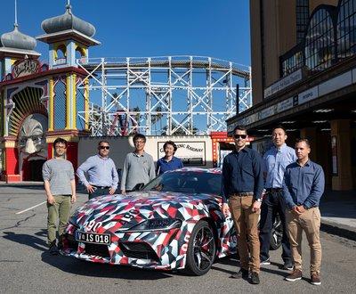 Toyota new-generation Supra image