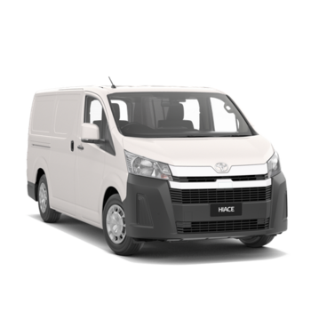 2019 HiAce LWB Van Small Image