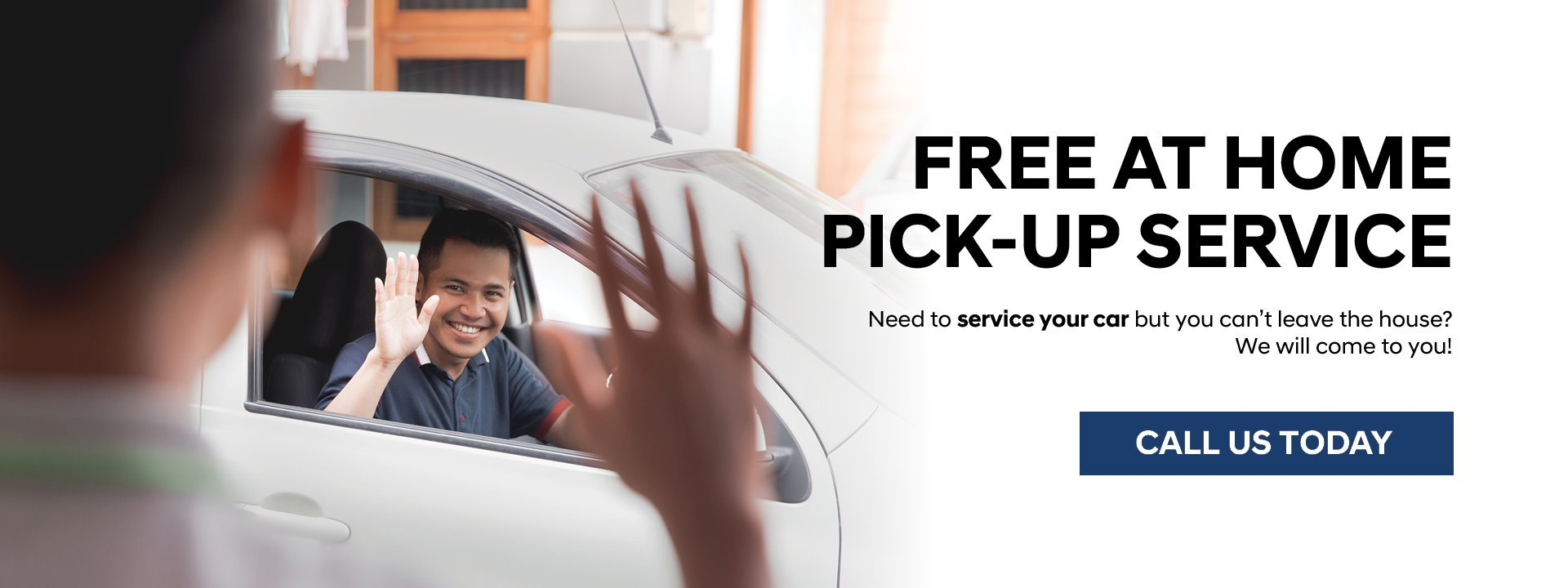 Home Pick Up Service Hyundai
