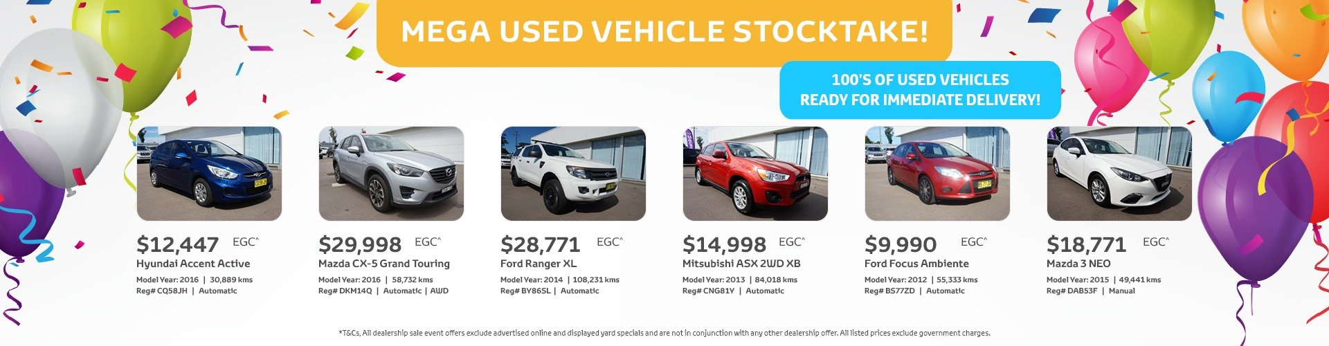 Cardiff Toyota Used Car Specials