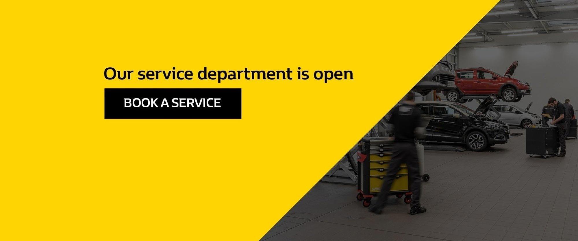 Osborne Park Renault Service Centre