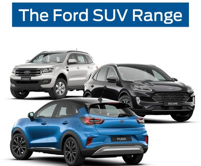 SUV Range image