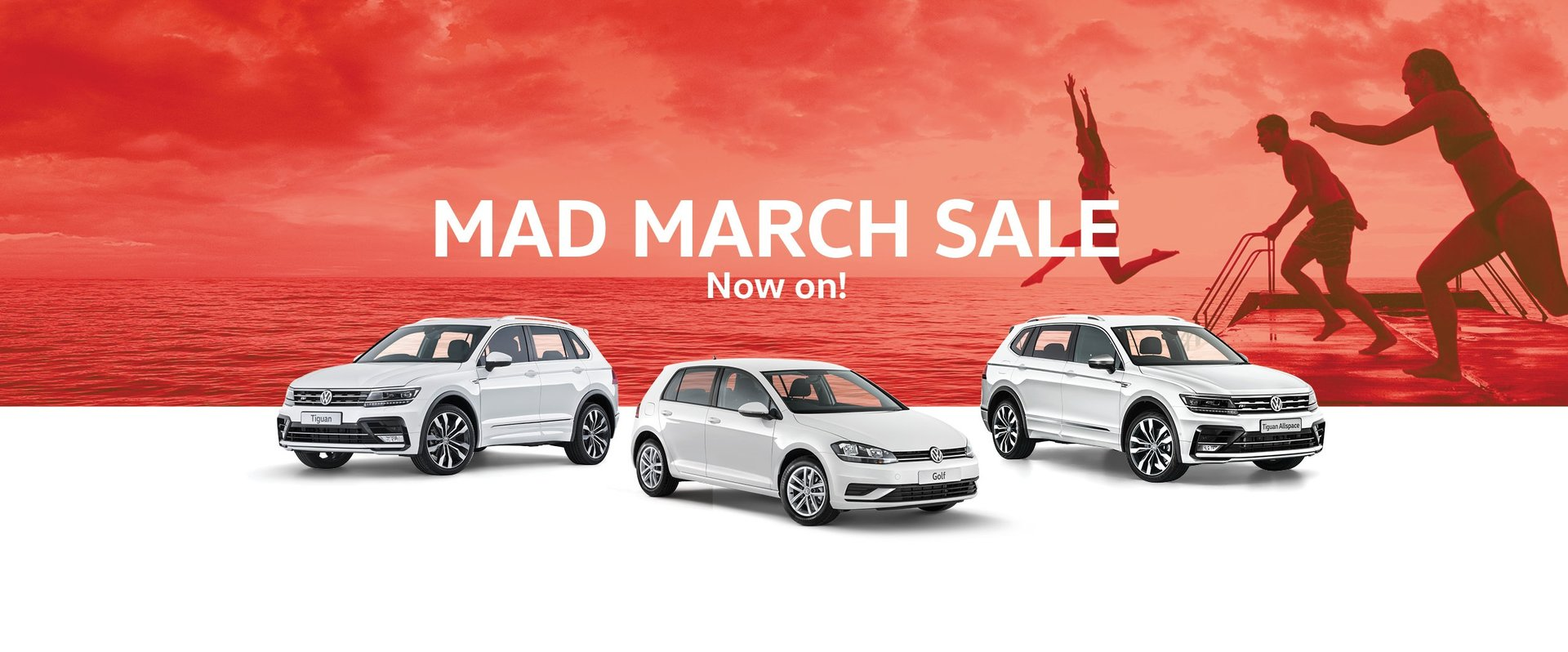 Mad March Sale!