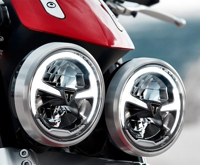 Introducing The World's Largest Production Motorcycle Engine - Triumph's Rocket 3 image
