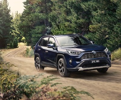 The RAV4 is about to become even more exciting at John Madill Toyota image