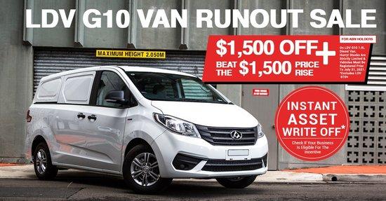 LDV Parramatta Exclusive Offers