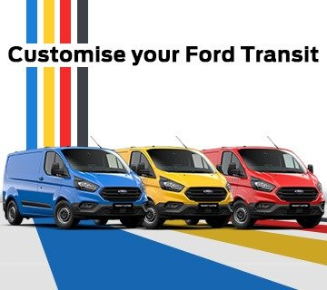 Customise your Ford Transit Van